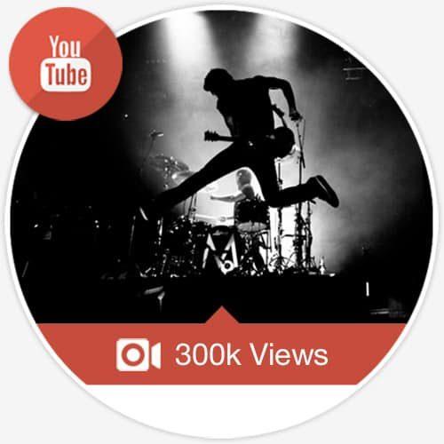 300000 Youtube Views
