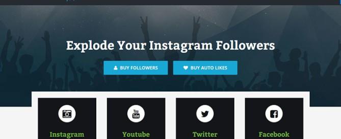 Social Booom Instagram Followers